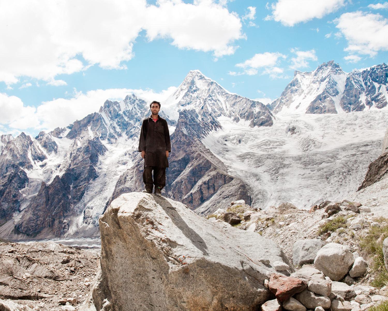 Anna Huix an Karakoram's Gemstone Hunters