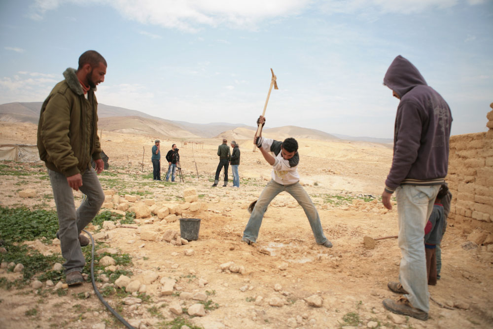Life in the Jordan Valley - Documentary Storytellers