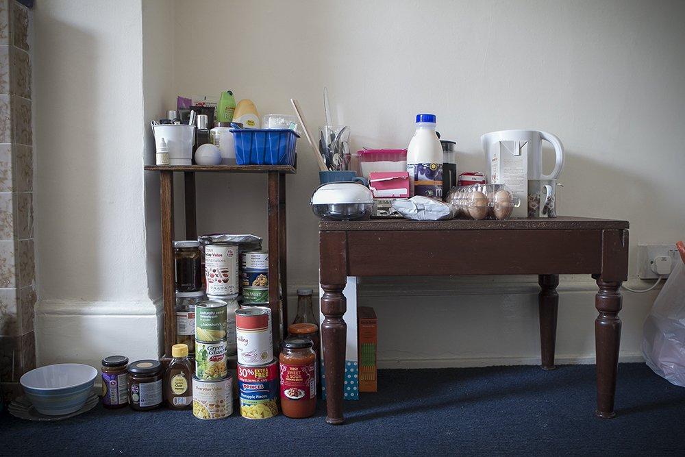 Hannah Mornement - Food Bank Britain