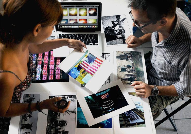 raffaela lepanto - photo editing