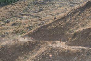 Région de Hewraman, Kurdistan e rojhelat (Iran), été 2019. Les kolbars reviennent d'Irak.